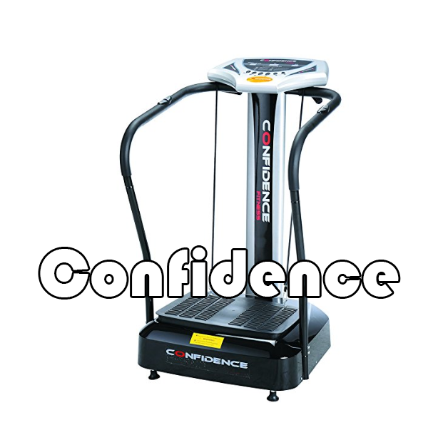 Confidence Full Body Vibration Platform Fitness Machine