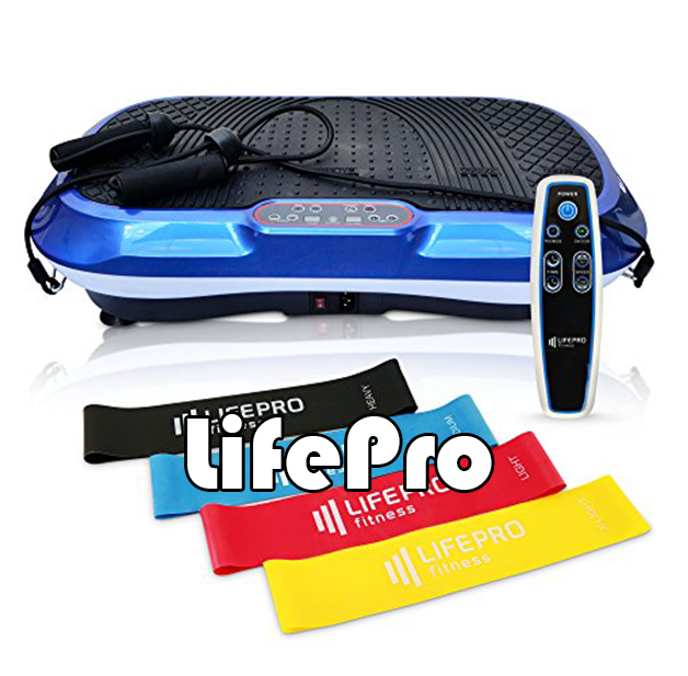 LifePro Power Plate Exercise Machine