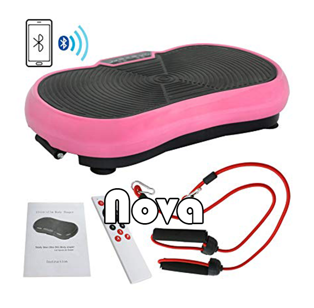 Nova Microdermabrasion Crazy Fit Full Body Vibration Platform