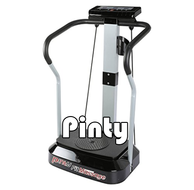 Pinty 2000w Whole Body Vibration Platform
