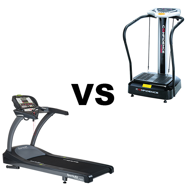 Vibration Plate vs Treadmill
