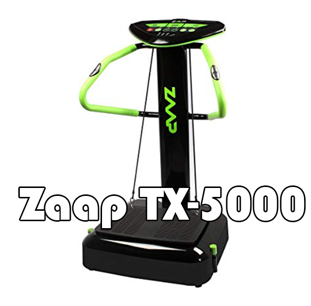 ZAAP TX-5000 Power Vibration Trainer Plate Machine