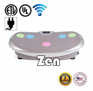 Zen Shaper Whole Body Vibration Exercise Machine